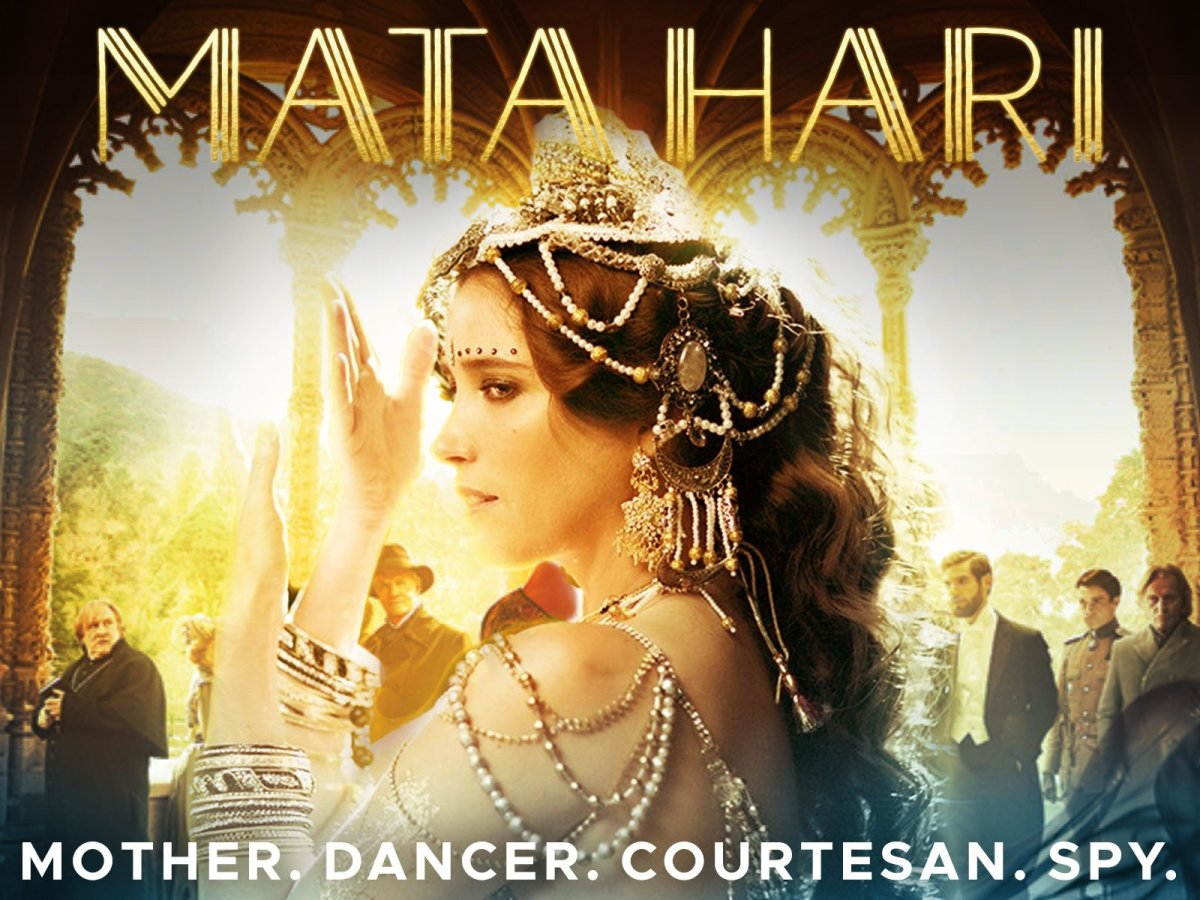 The Seductive Mata Hari