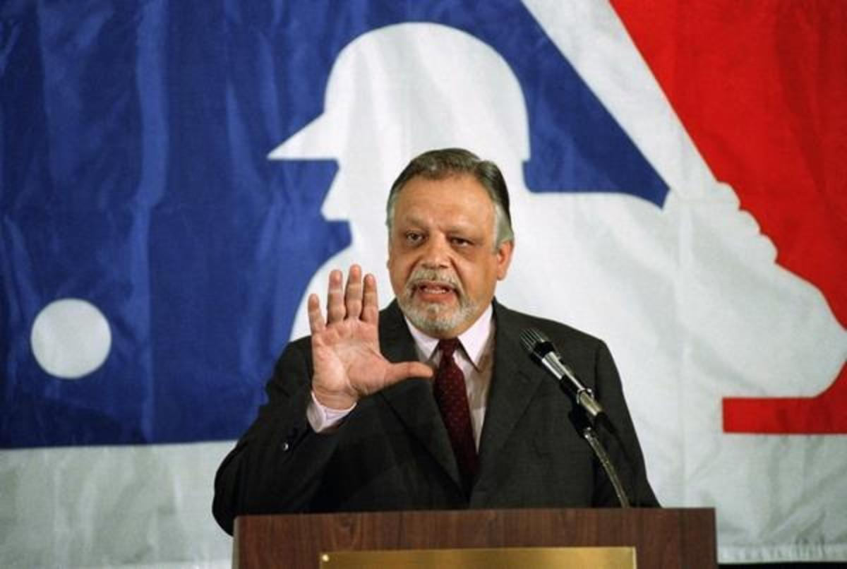 A. Bartlett Giamatti, the 7th Commissioner of Major League Baseball.
