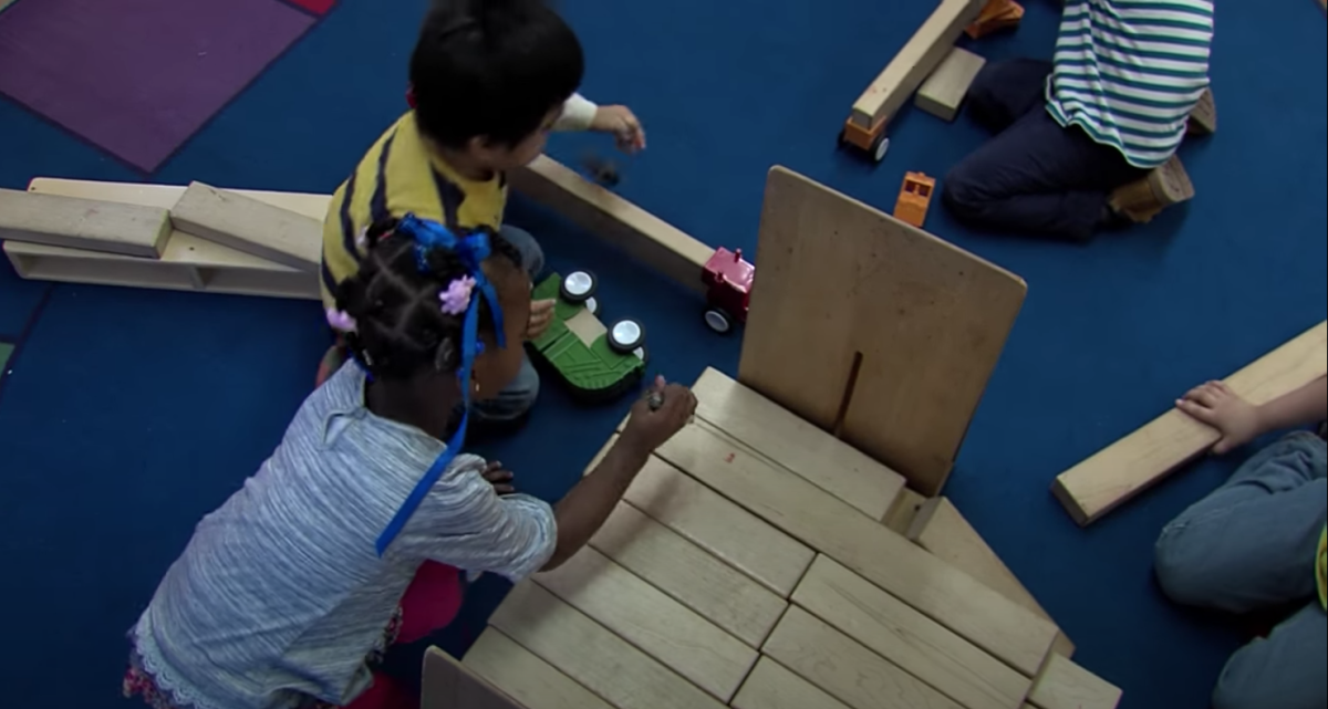 Play-based learning builds better brains, which allows children to handle whatever future challenges await them.