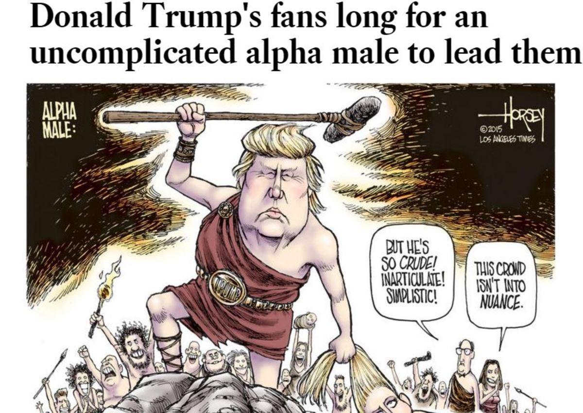 Donald Trump - Symptom of a Sick Nation