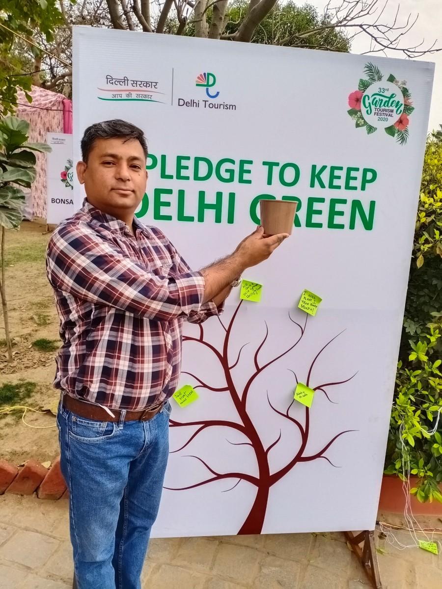 Gautam - Founder of Biomize