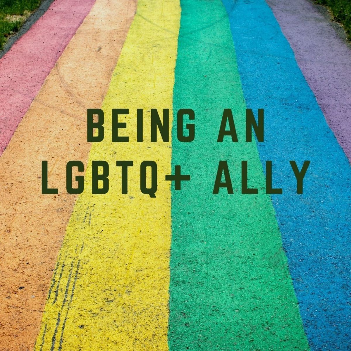 Learn how you can be an LGBTQ+ ally.