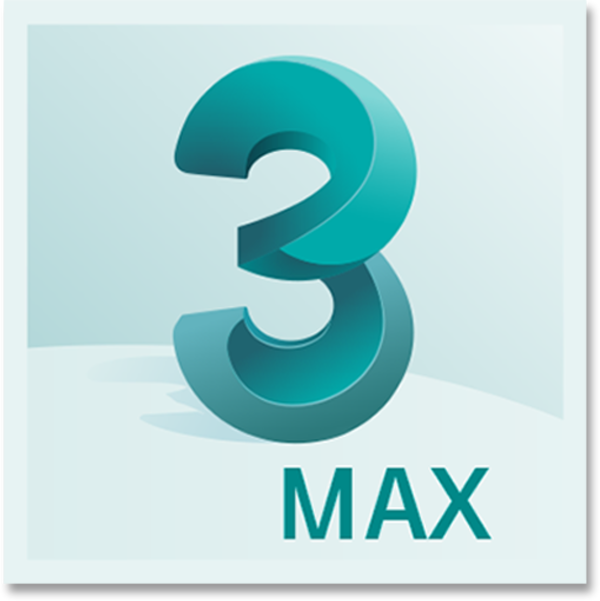 The above image is the Logo for 3DS MAX