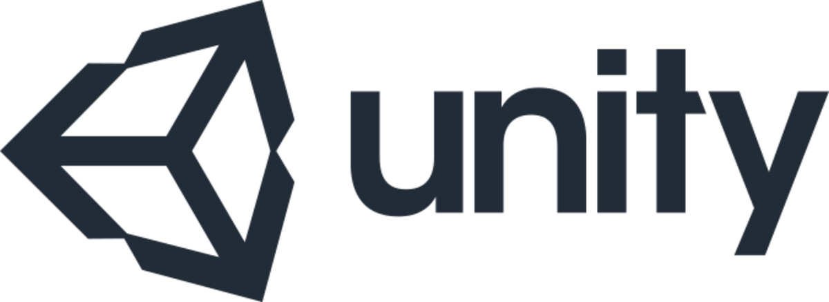 The above image shows the Logo for Unity Engine