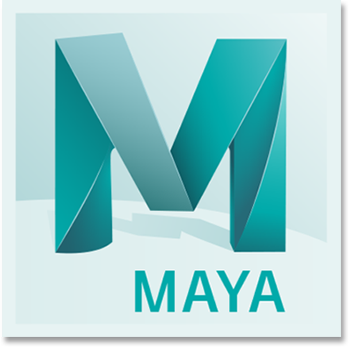 The above image is the Logo for Autodesk Maya