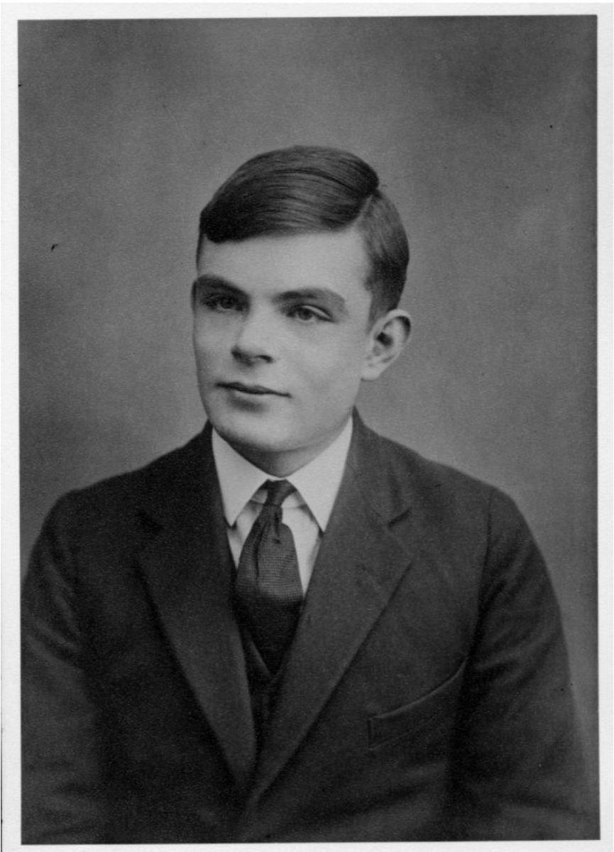 Alan Turing: Math genius