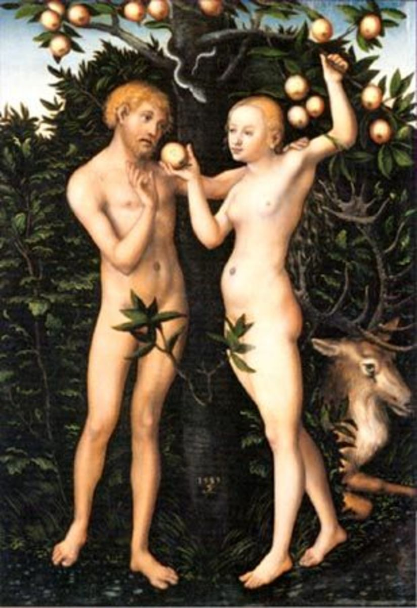 Why shouldn't I give it a try? (the book of Genesis - chapter 3)