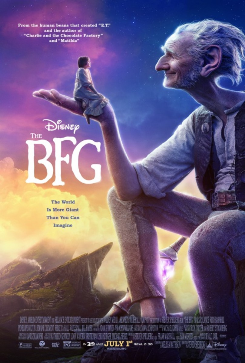 The BFG (2016) Review
