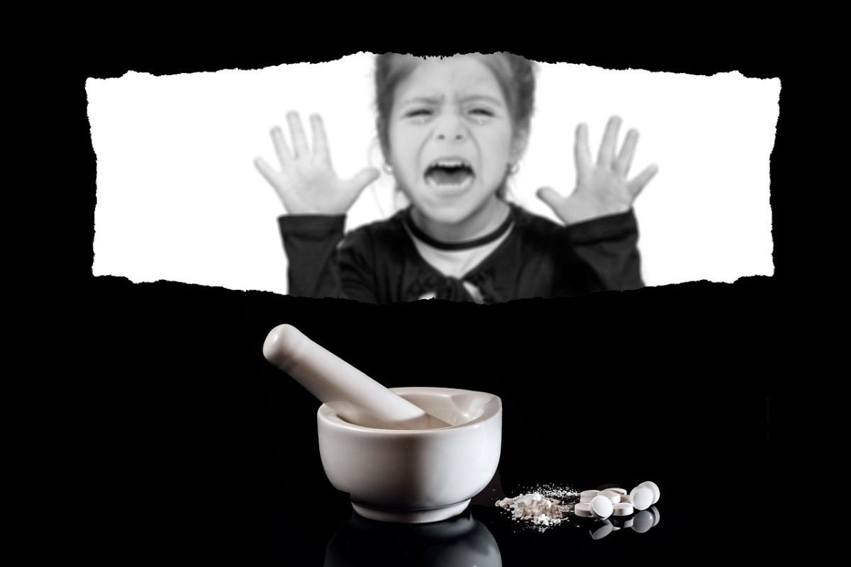 The Consequences of Children Living In Homes Where Methamphetamine Is Produced