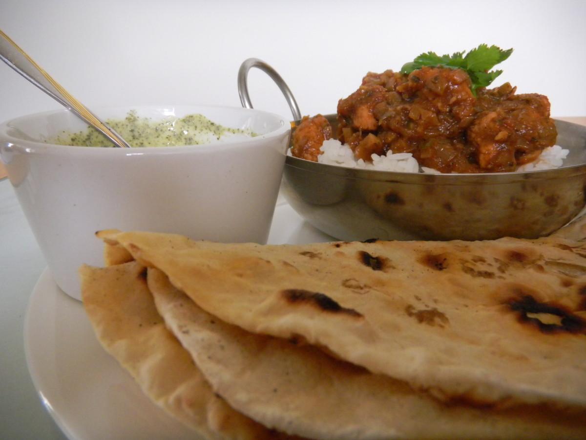 Curry Recipe: Handi Murgh