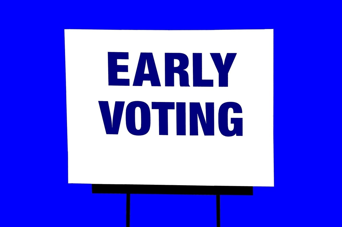 The historic number of Americans who participated in early voting made the difference for President Biden.