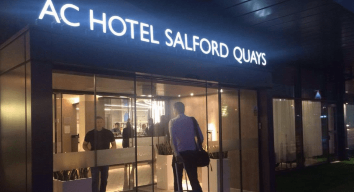 AC Hotel Salford Quays