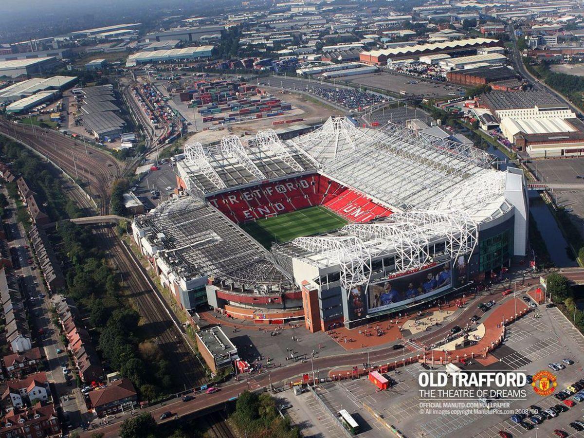 Hotels Near Manchester United Football Stadium