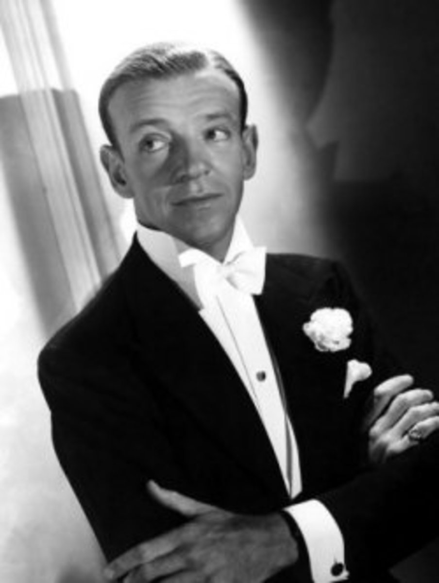 Fred Astaire, Dancer Extraordinaire