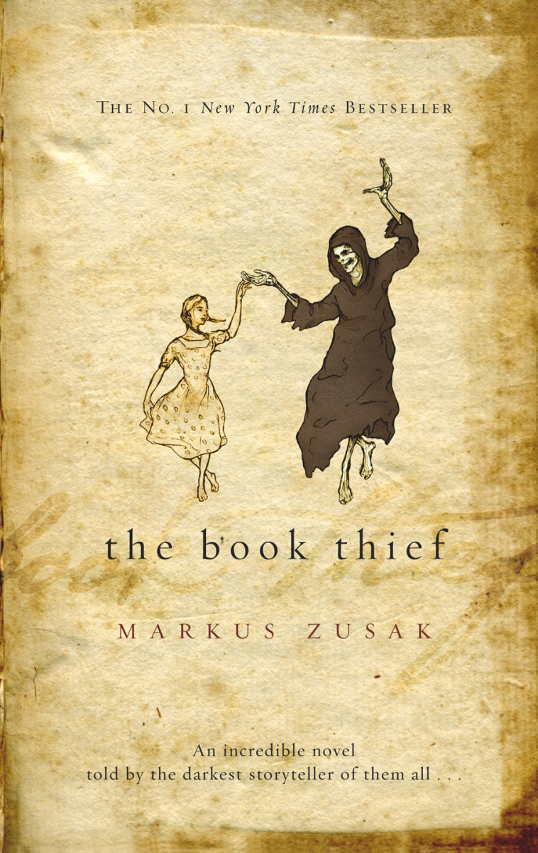'THE BOOK THIEF' by Markus Zusak, Reviewed; Narrated by Death; a German Family, Jews, The War, a Thief; Book Clubs