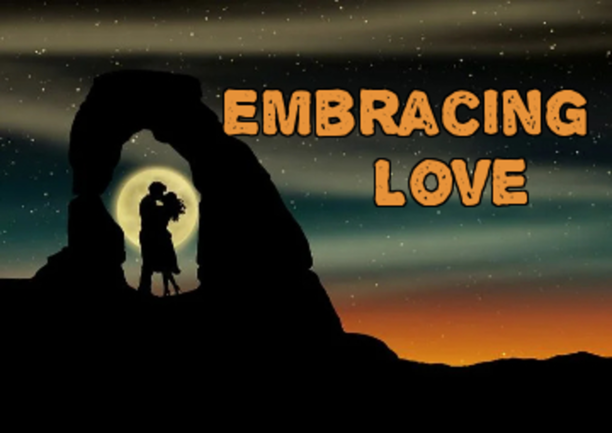 Poem: Embracing Love