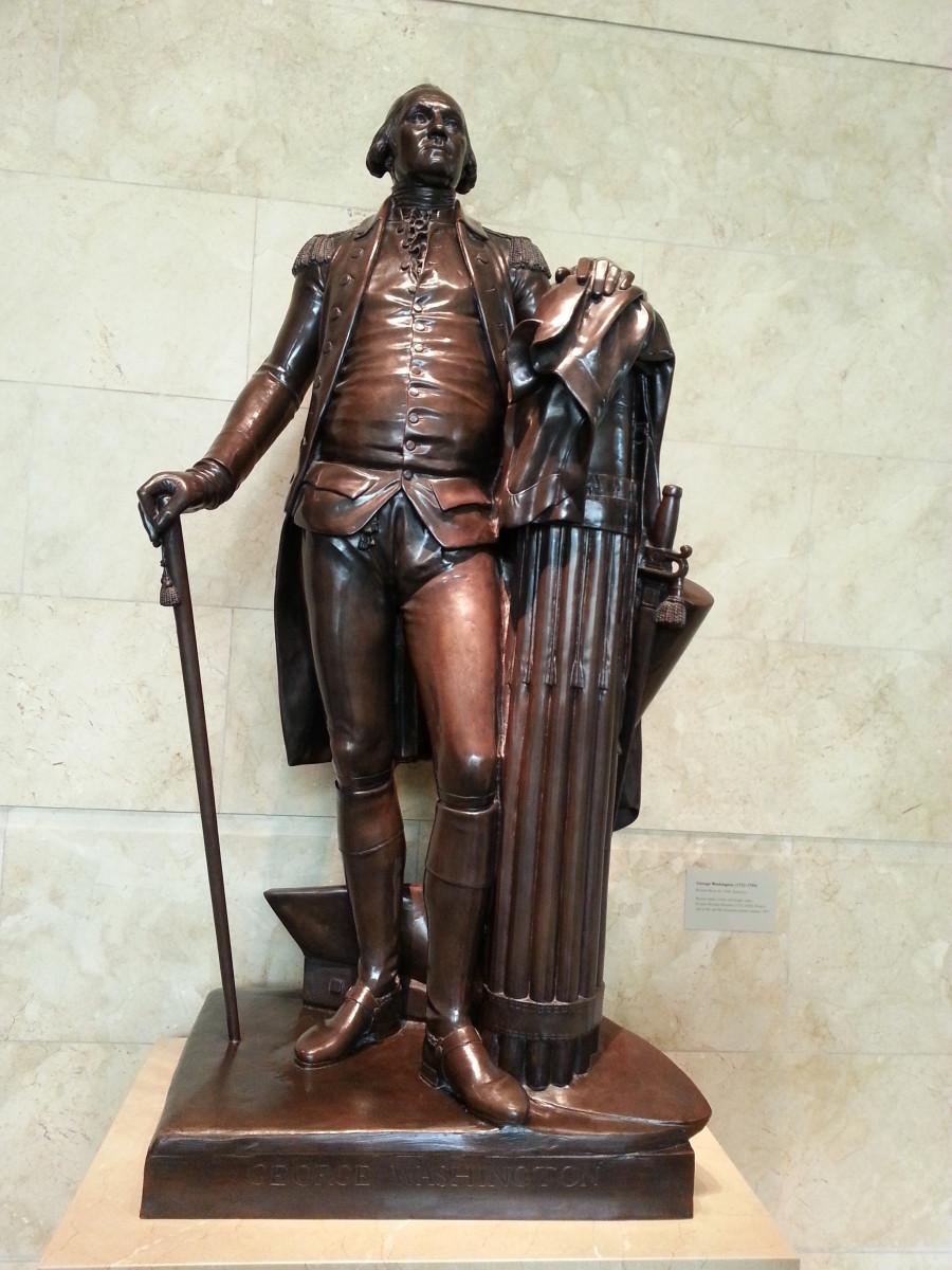 A state o George Washington, August 2013.