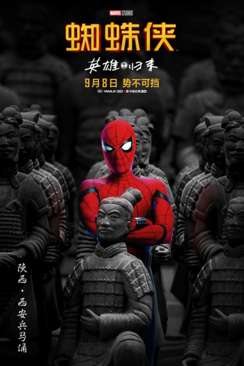 Spider-Man Homecoming (2017) Review