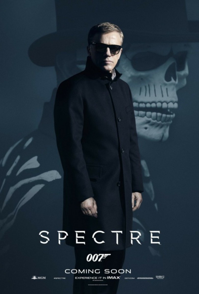 Spectre (2015) Movie Review