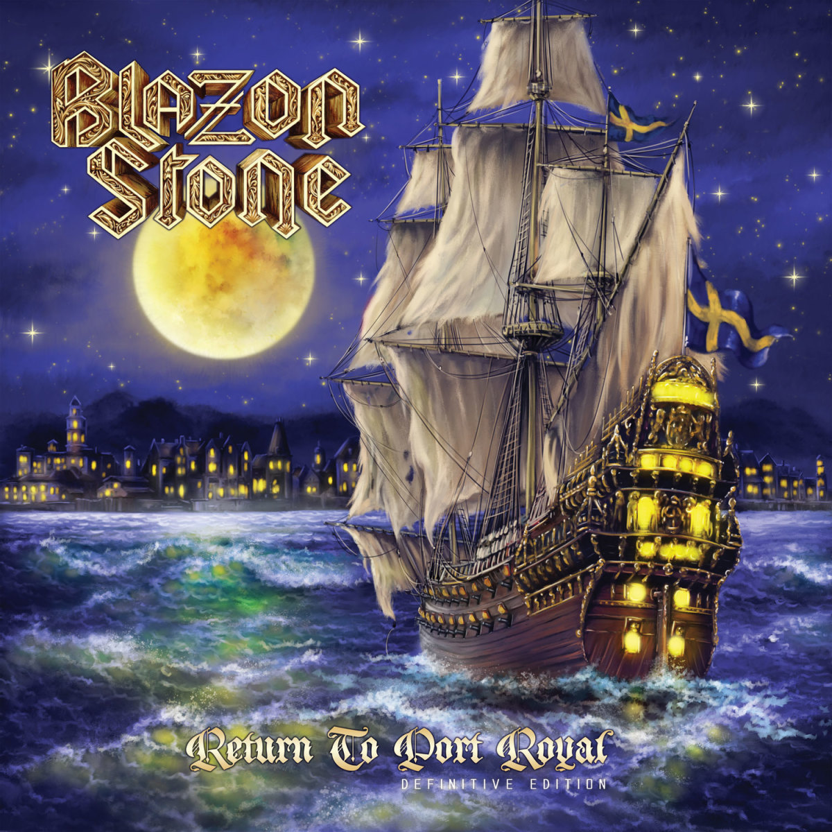 Blazon Stone,