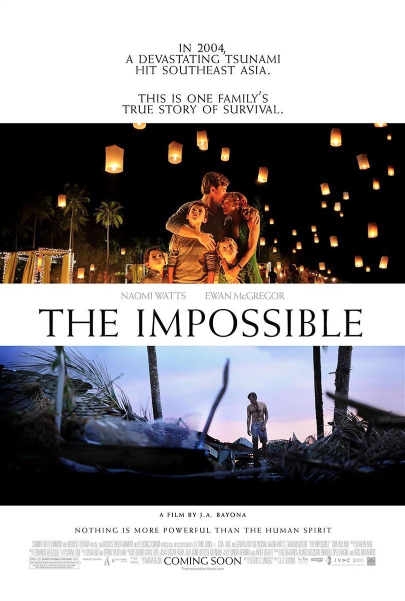 "Movie Review: ""The Impossible"""