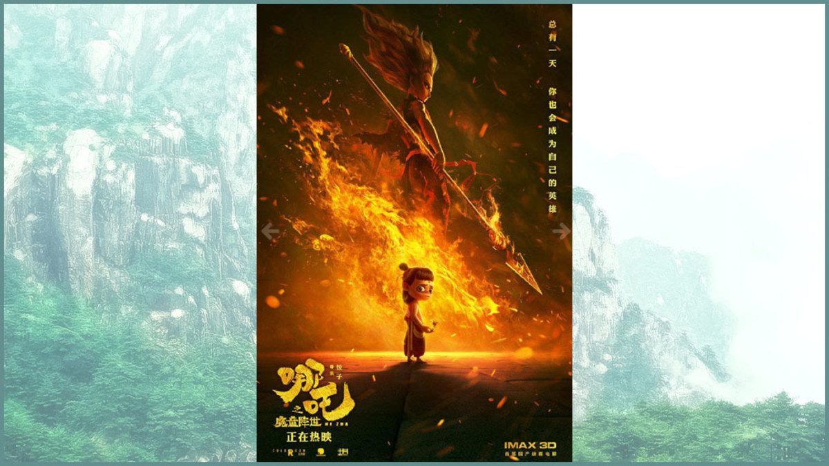 Rather than a re-telling, 2019's Ne Zha boldly rewrites the classic story of the Chinese boy warrior god.