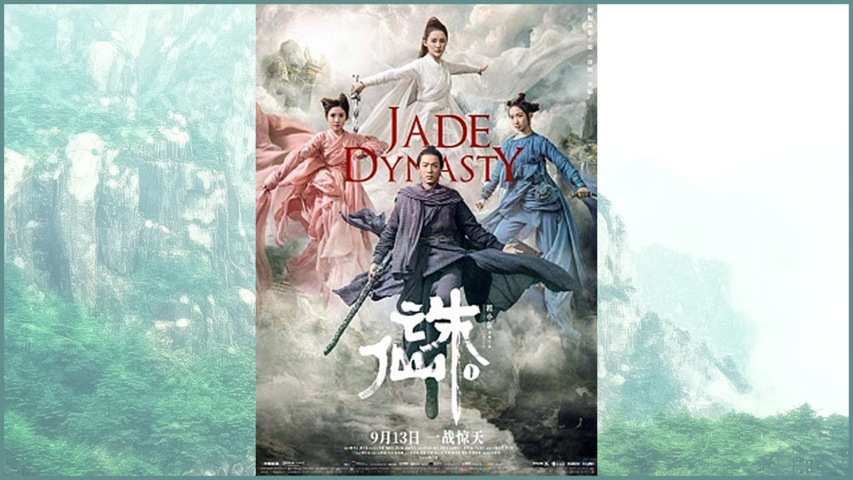 Outside of visually splendid combat scenes, Jade Dynasty is a big screen summary of what Xianxia movies are all about.