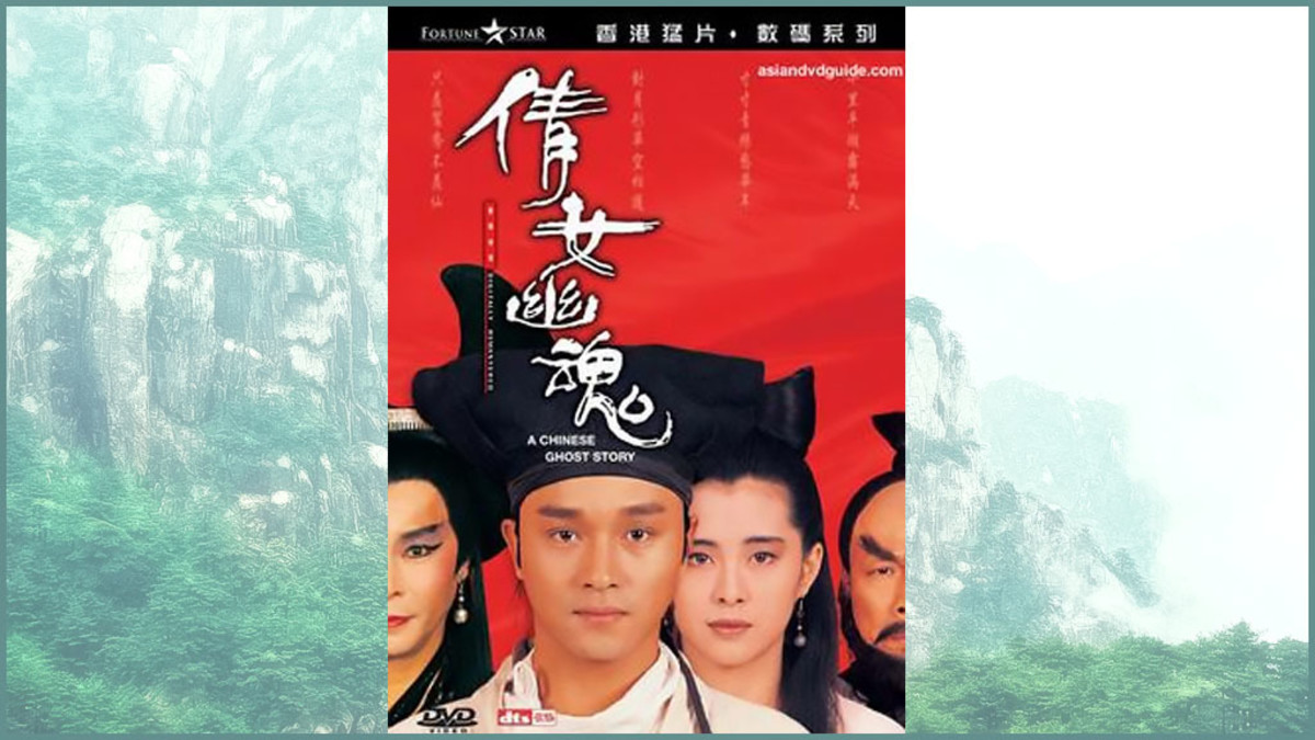 A Chinese Ghost Story is widely considered one of the best Hong Kong movies from the 1980s.