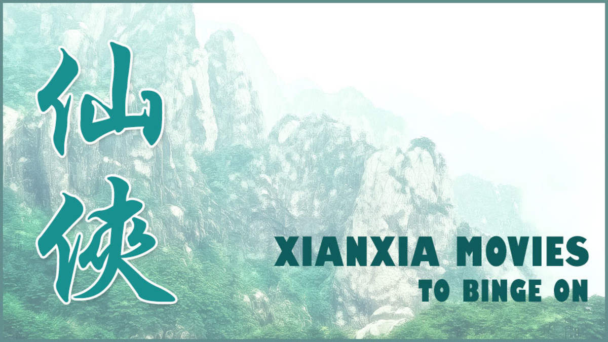 The best Chinese fantasy i.e. Xianxia movies to binge on.