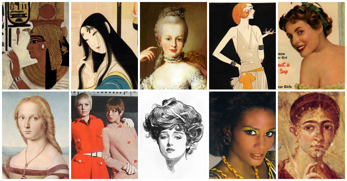 Beauty over the years: The ever-changing definition of 'beautiful'