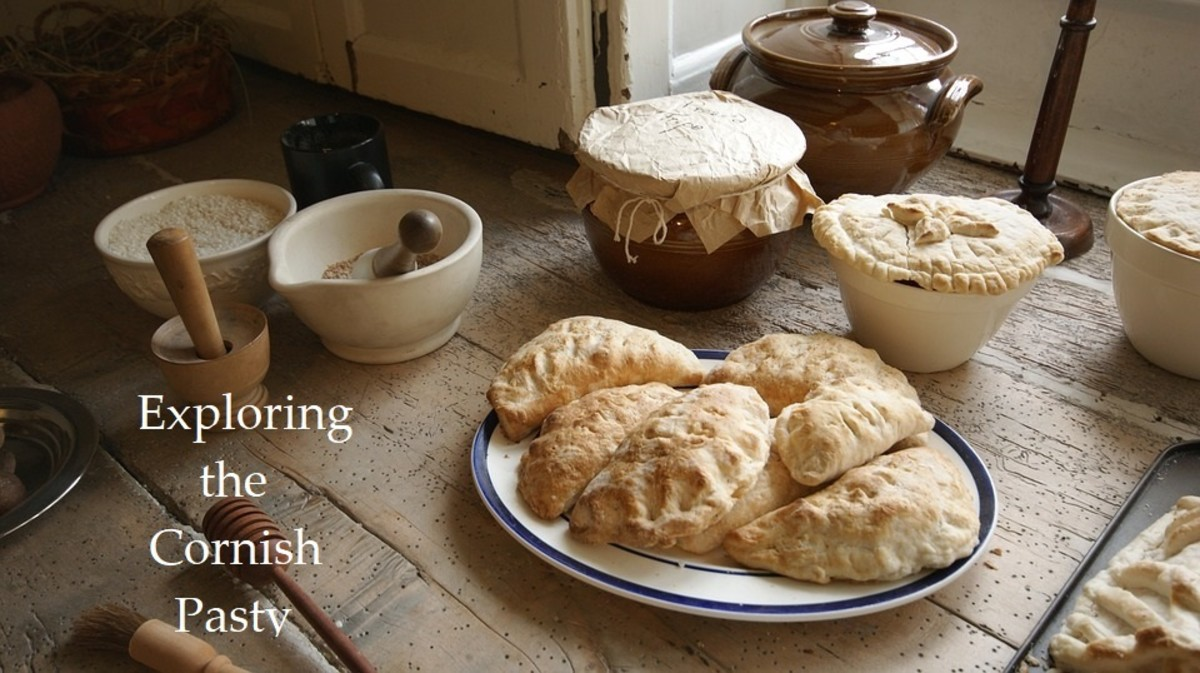 Exploring Cornish Pasties: Fascinating History and 8 Recipes