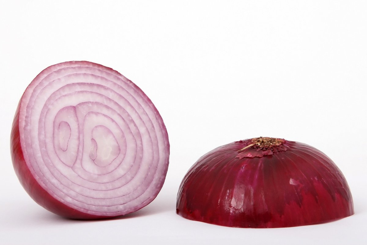 Picture for onion/zwiebel
