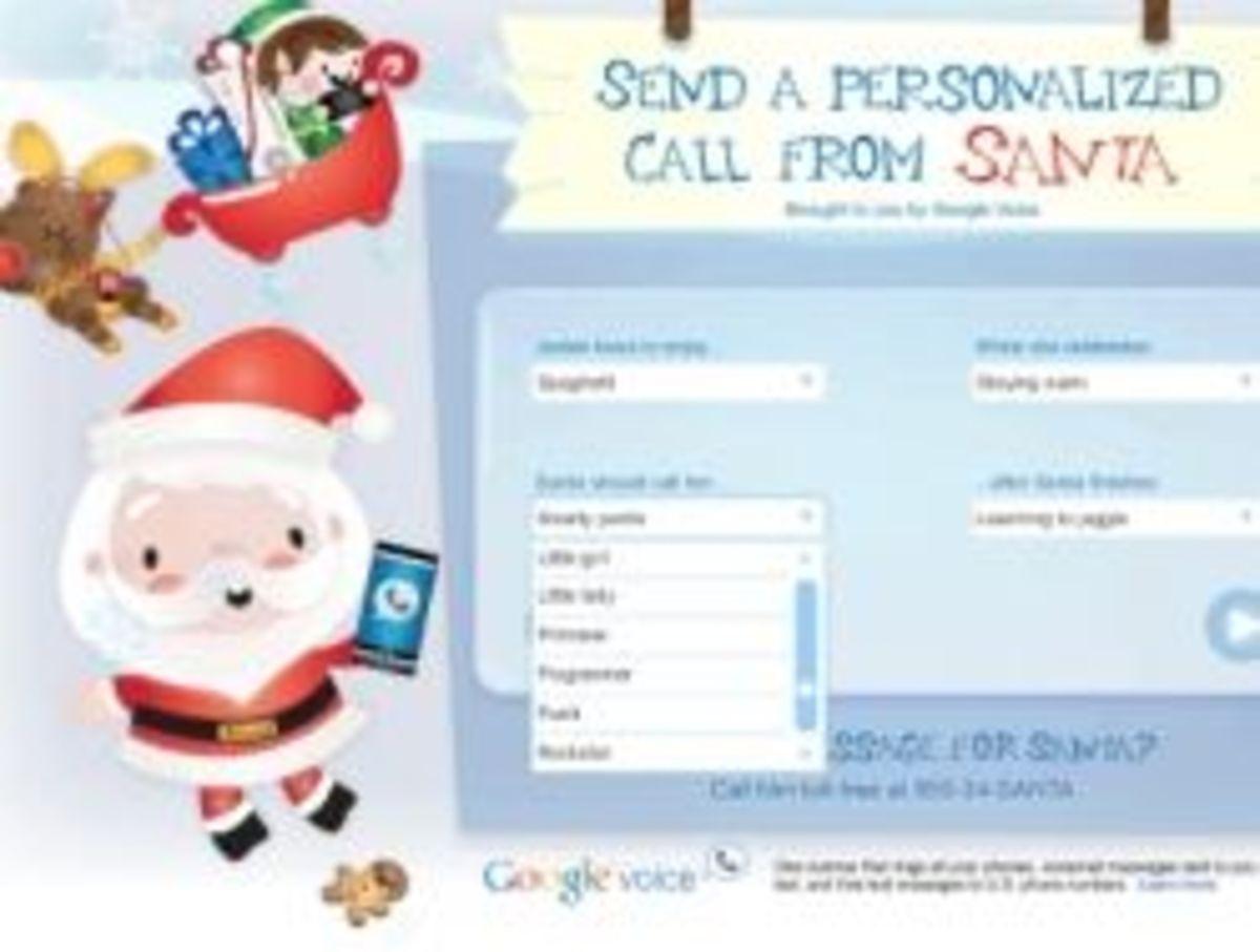 Free Santa Claus Phone Number: Get Free Santa Calls