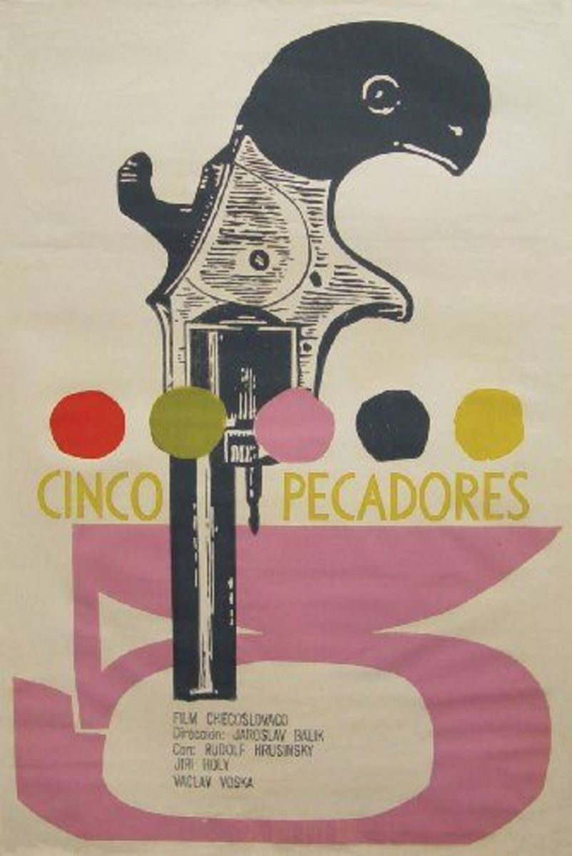 Cuban Cine poster