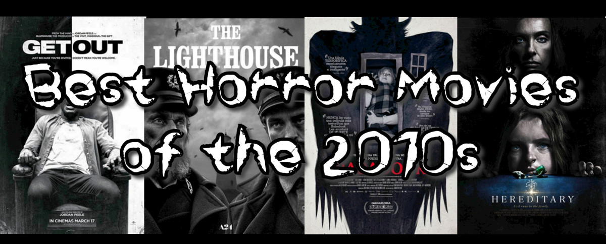 Let's Talk About... The Best Horror Films of the 2010s!