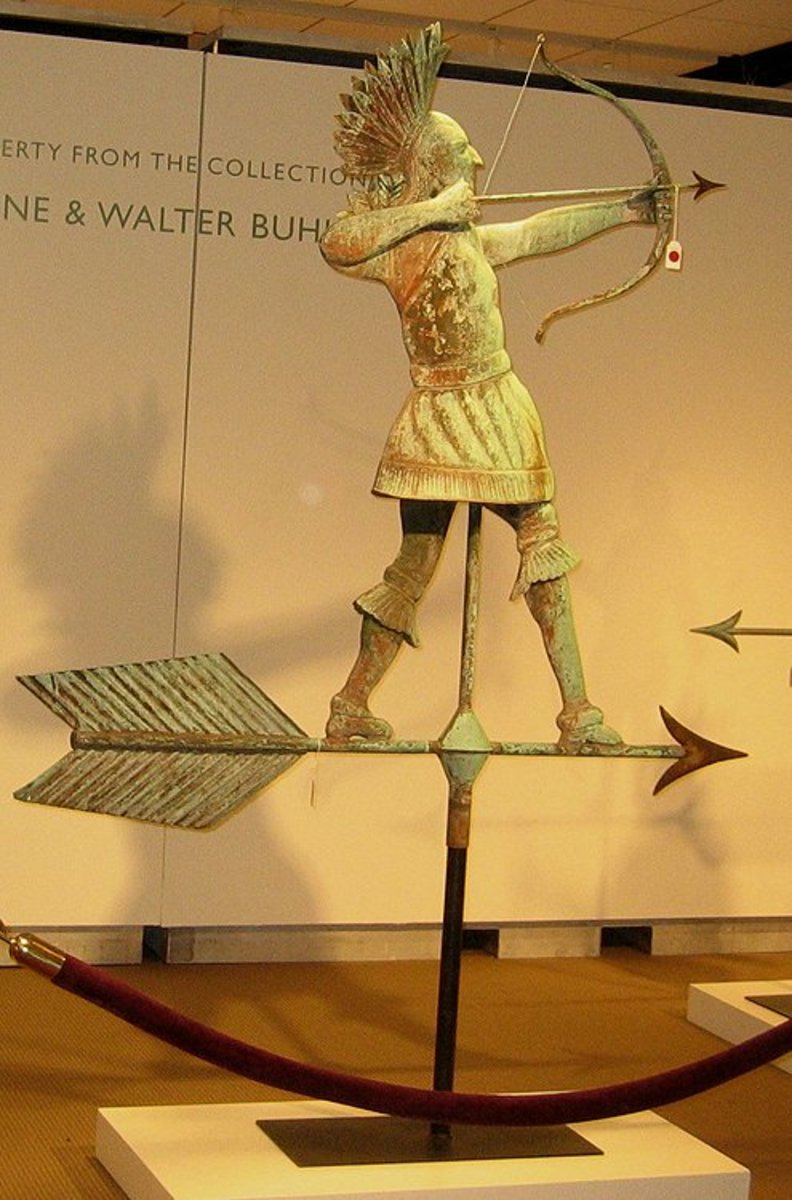 The Art of the Winds: Weather Vanes