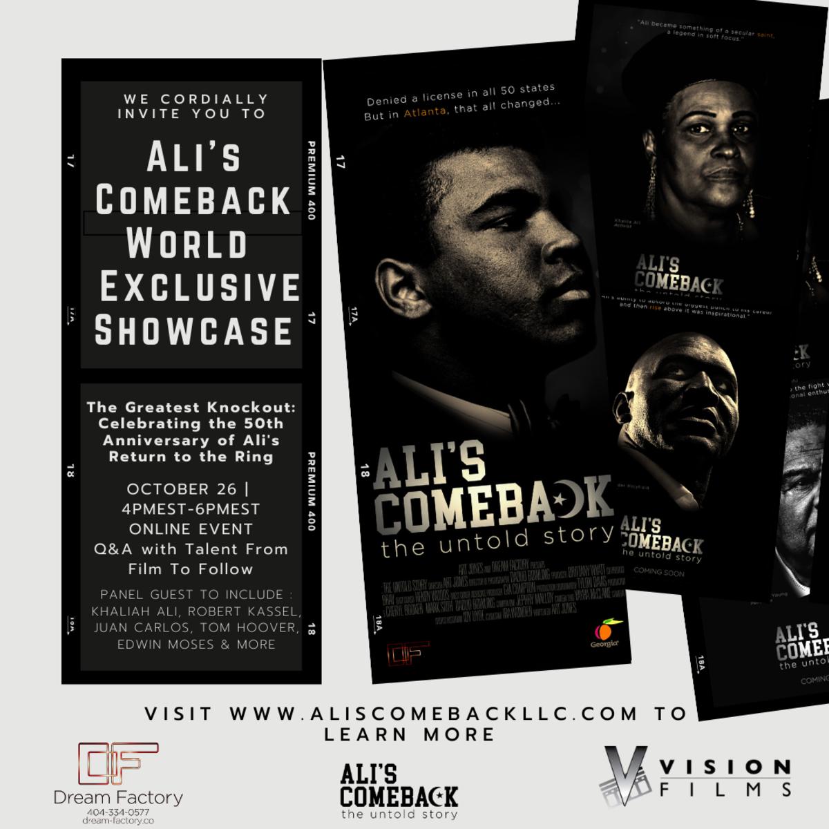 alis-comeback