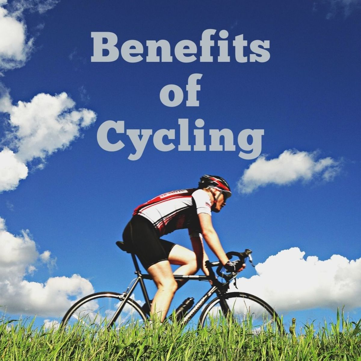 Cycling Benefits: Tone Your Abs, Legs, Stomach, and Buttocks