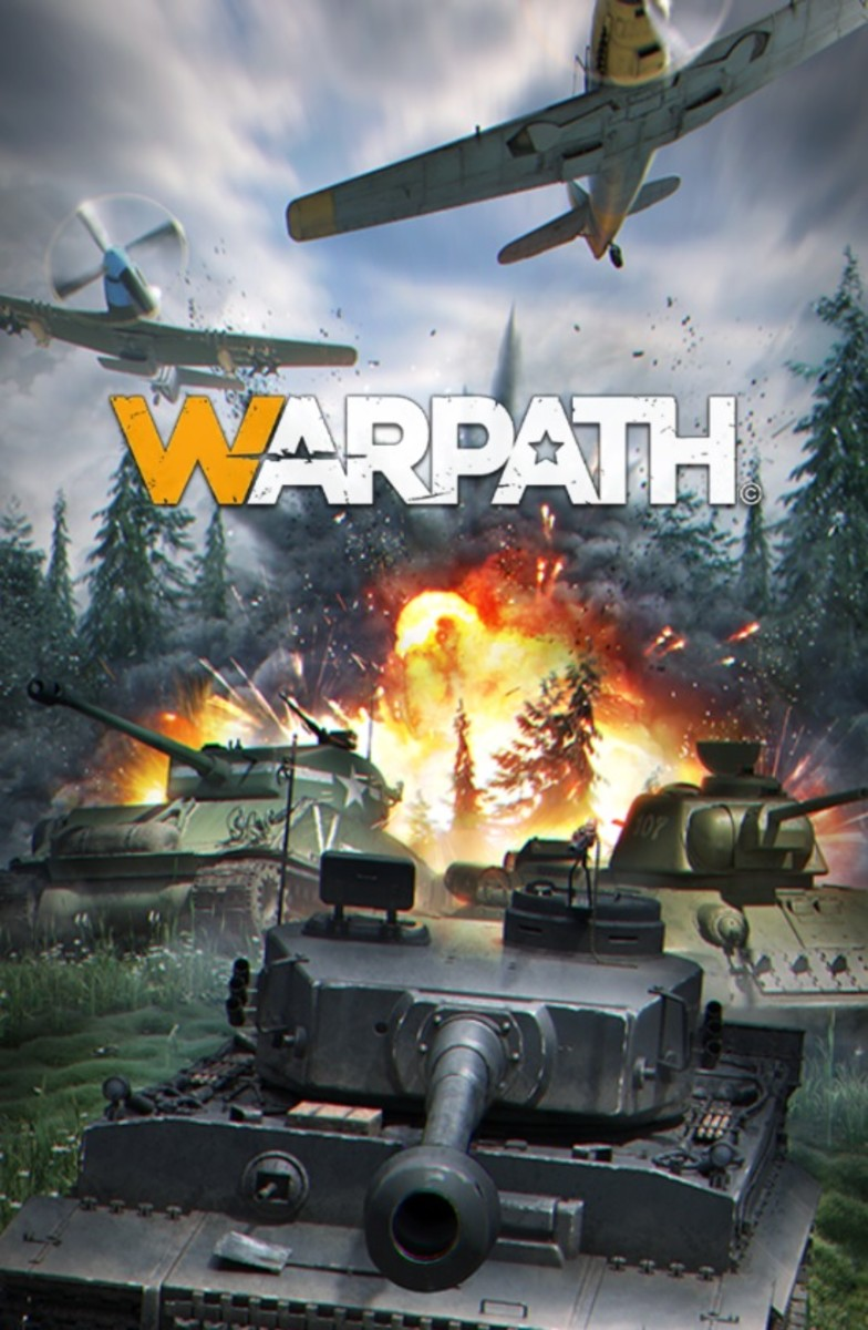 Warpath game / app beginners guide