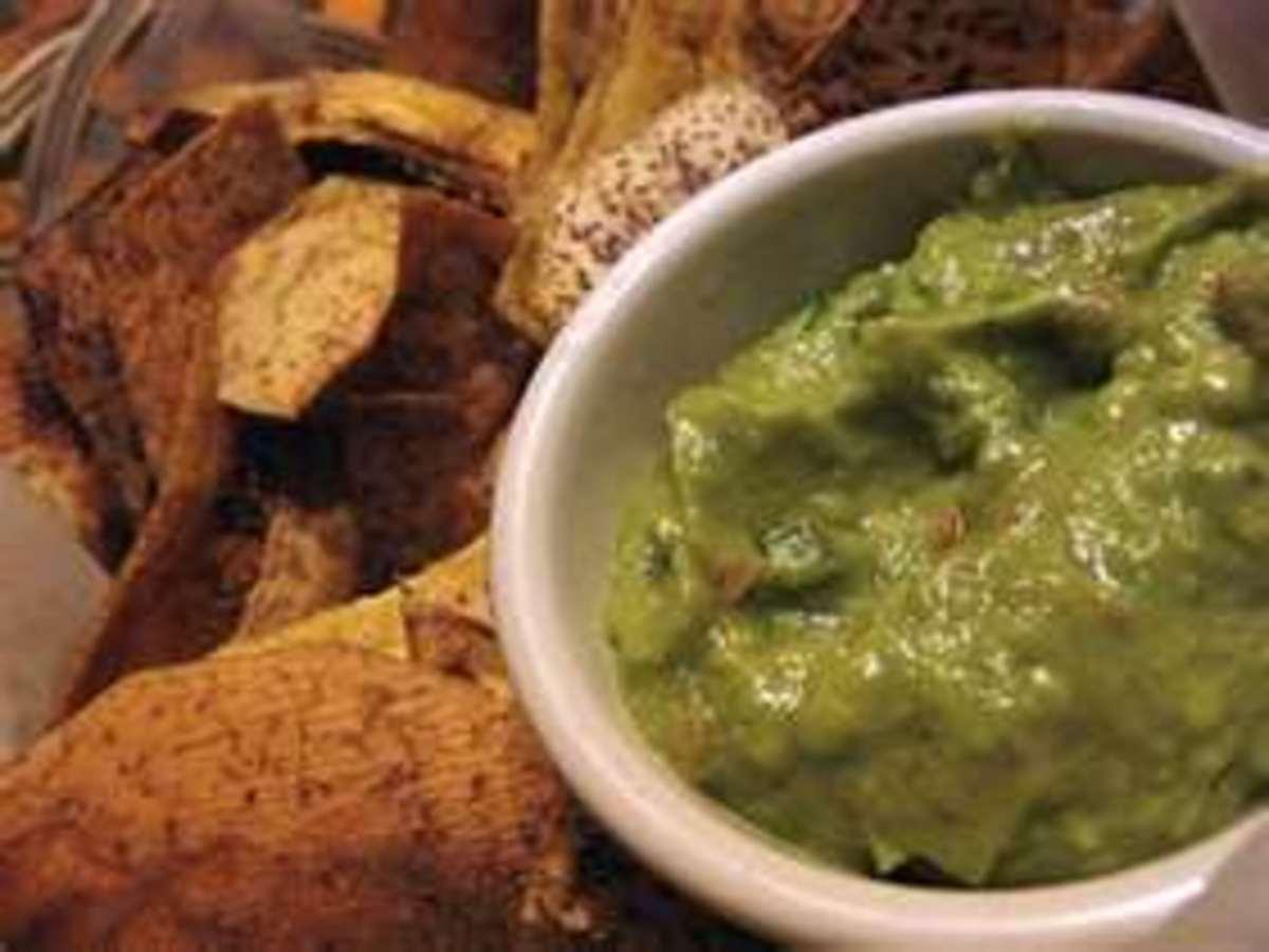Guasacaca (Venezuelan Avocado Salsa)