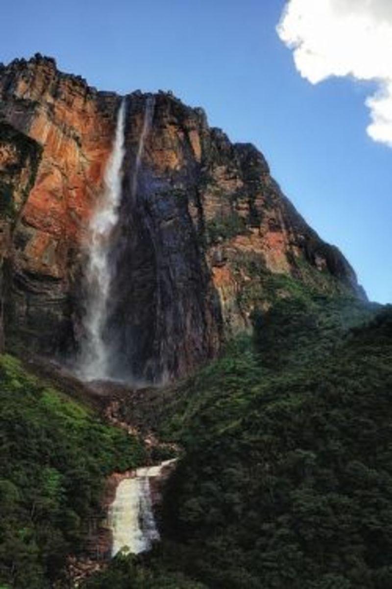 Venezuela: Angel Falls, Cuatro, & Guasacaca