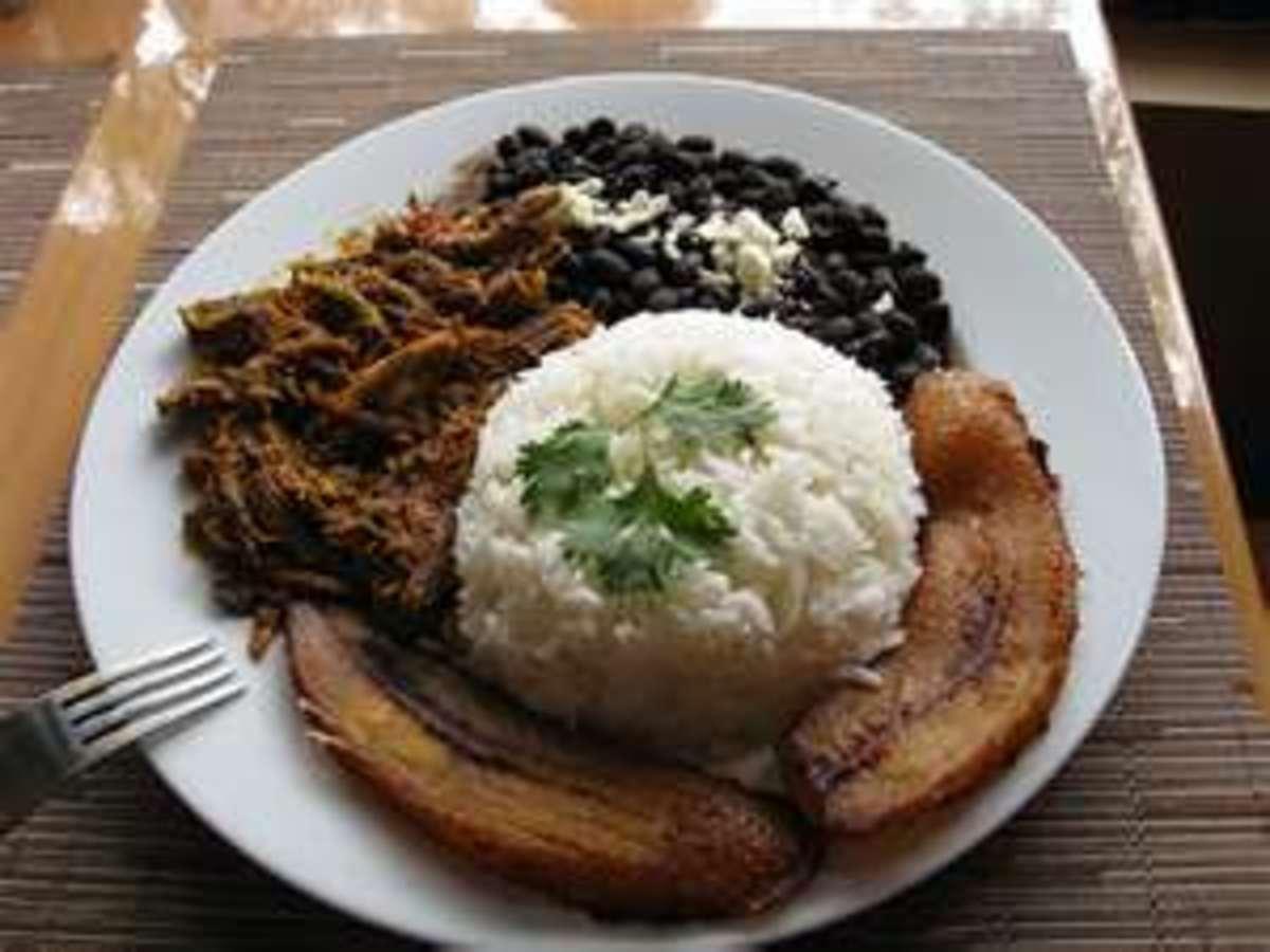 Pabellon Criollo (Venezuelan Pulled Beef)