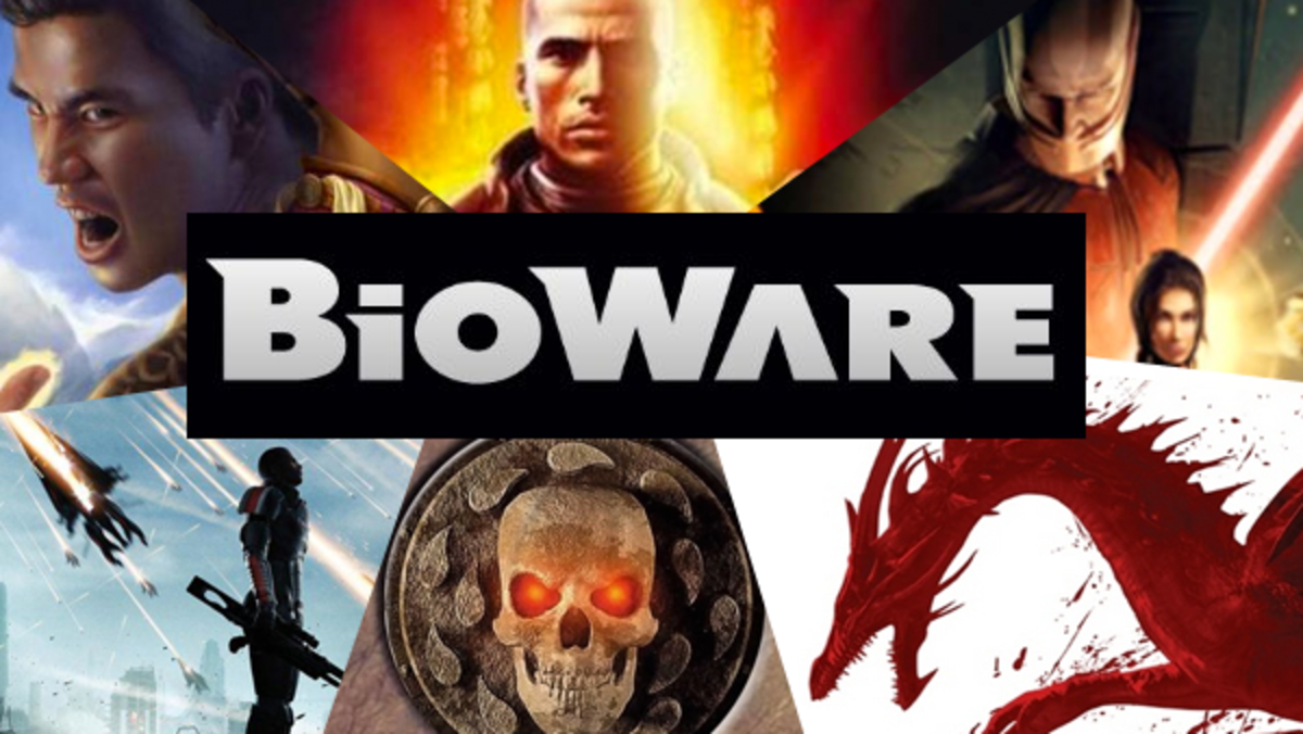 Classic BioWare Tropes We All Know and Love