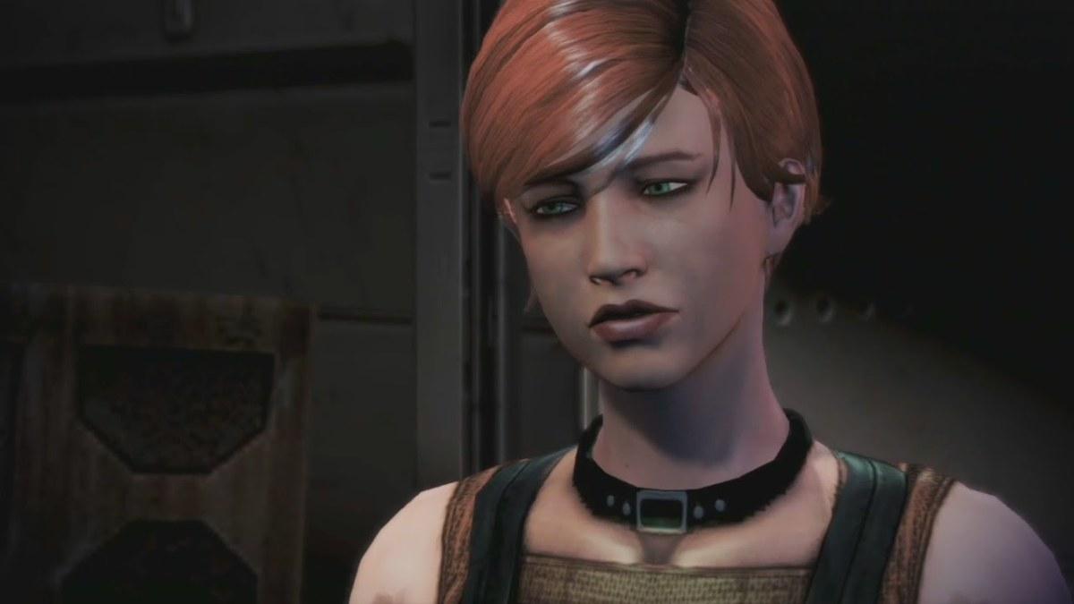 """Kelly in """"Mass Effect 3."""""""