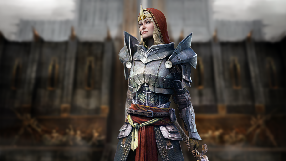 """Meredith, the villain of """"Dragon Age 2."""""""