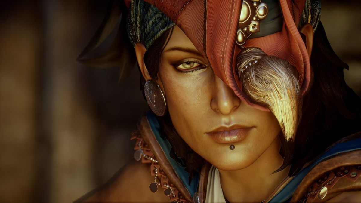 """Isabela's appearance in """"Inquisition."""""""
