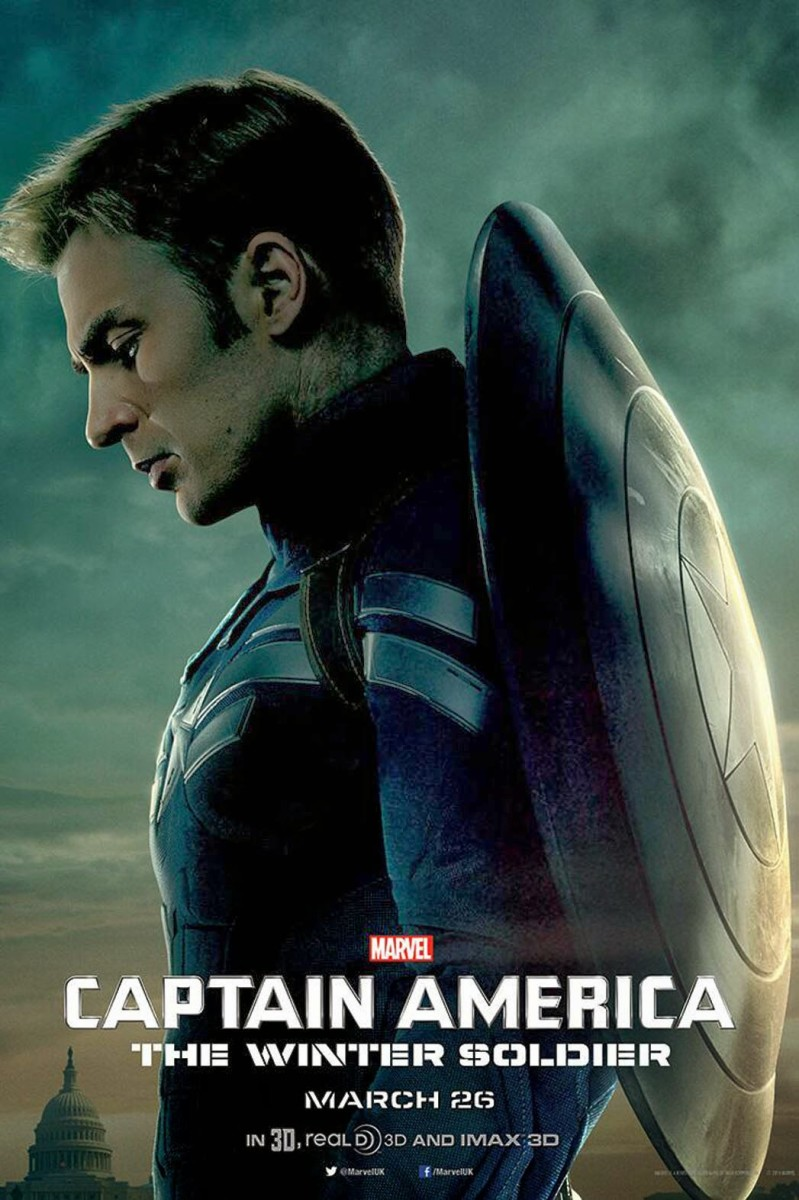 Should I Watch..? Captain America: The Winter Soldier