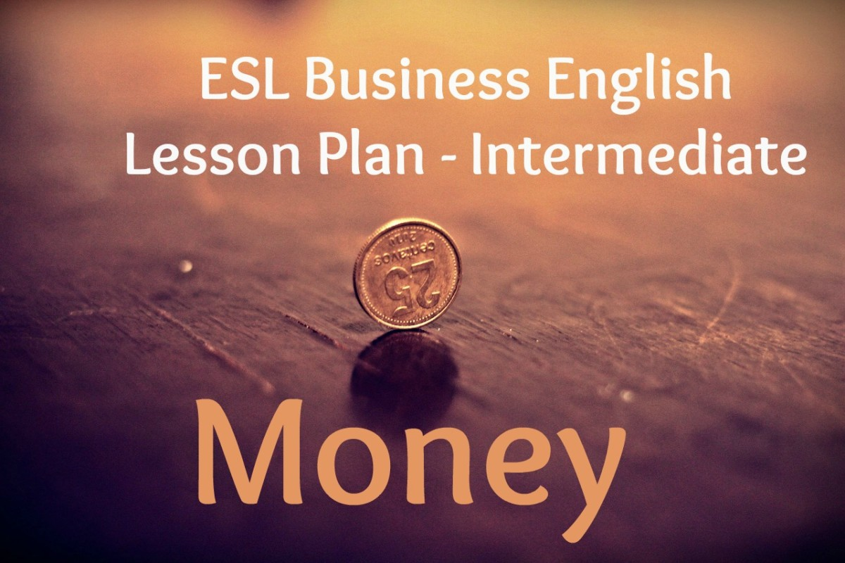 ESL Business English Lesson Plan Intermediate Plus - Money