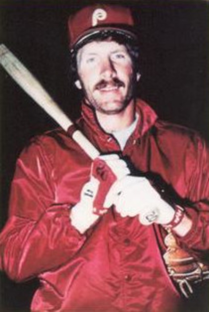 Mike Schmidt was the decade home run leader for the entirety of the 1980s.