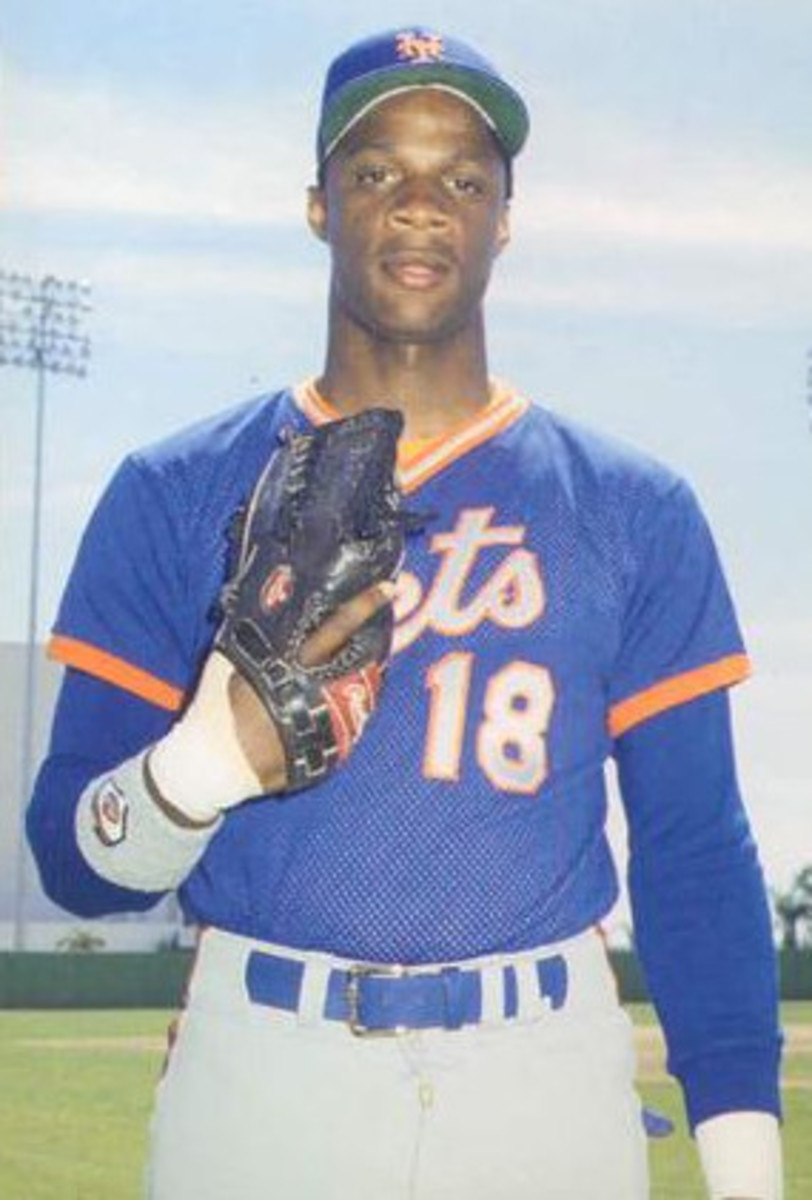 Darryl Strawberry hit at least 26 home runs in every season during the 1980s, but only won a single Silver Slugger.